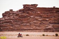 47 Benavides Kevin (arg), Honda, Monster Energy Honda Team 2021, Motul, Moto, Bike, action during the 10th stage of the Dakar 2021 between Neom and Al-Ula, in Saudi Arabia on January 13, 2021 - Photo Antonin Vincent / DPPI