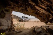 #223 Garcia Merino Alberto (esp), Garcia Merino Julian (esp), Toyota, Merinoteam, Dakar Classic, action during the 10th stage of the Dakar 2021 between Neom and Al-Ula, in Saudi Arabia on January 13, 2021 - Photo Gustavo Epifanio / Fotop