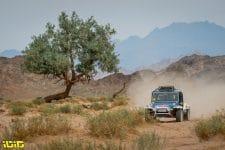 #201 Eggermont Emmanuel (bel), De Braekeller Edouard (bel), Volswagen, Racing Wings, Dakar Classic, action during the 10th stage of the Dakar 2021 between Neom and Al-Ula, in Saudi Arabia on January 13, 2021 - Photo Gustavo Epifanio / Fotop