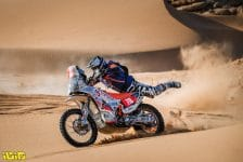 78 Zacchetti Cesare (ita), KTM, Cesare Zacchetti, Original by Motul, Moto, Bike, action during the 2nd stage of the Dakar 2021 between Bisha and Wadi Al Dawasir, in Saudi Arabia on January 4, 2021 - Photo Antonin Vincent / DPPI