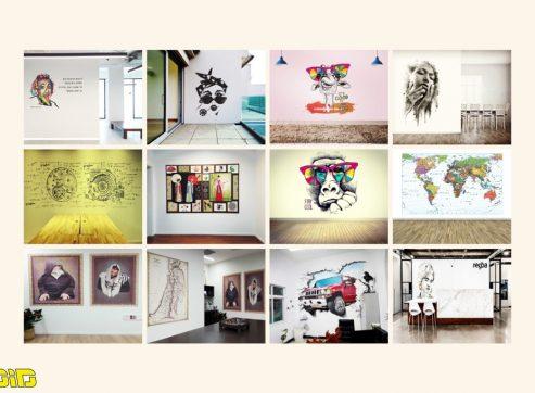 מדור פרסומי: PrintOnWall ציור קיר דיגיטלי