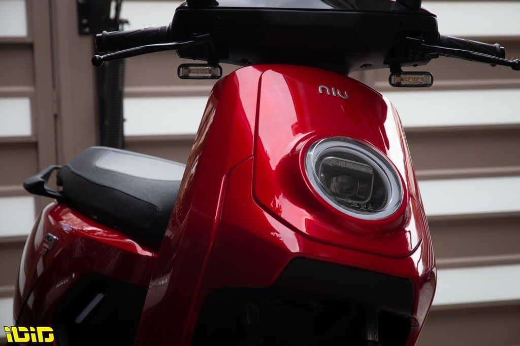 רכיבה ראשונה: קטנוע NIU MQi-GT חשמלי