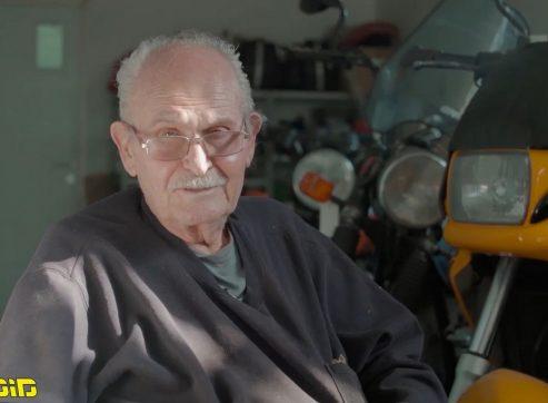 וידאו: צביקה הדר פוגש את גדליה ארנון