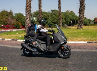 חדש בישראל: 5 קטנועי סאן יאנג משודרגים ל-2021