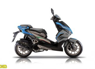 מונדיאל Imola 125: קטנוע ספורטיבי חדש