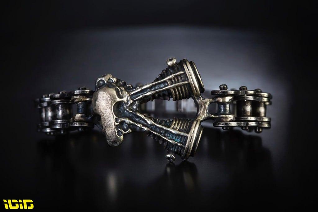 עידן הכסף: תכשיטים לאופנוענים