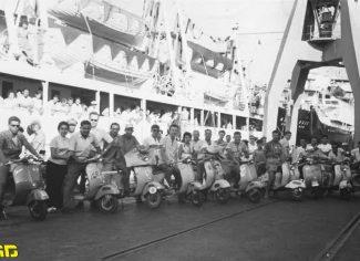 """מבצע צבר: 10 קטנועים, 61 יום, 7,000 ק""""מ ו-7 מדינות – יומן מסע מופלא וקסום משנת 1959"""