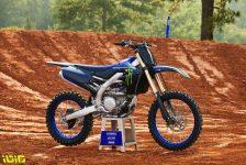 2022 YZ450F Monster Energy Yamaha Racing Edition Static